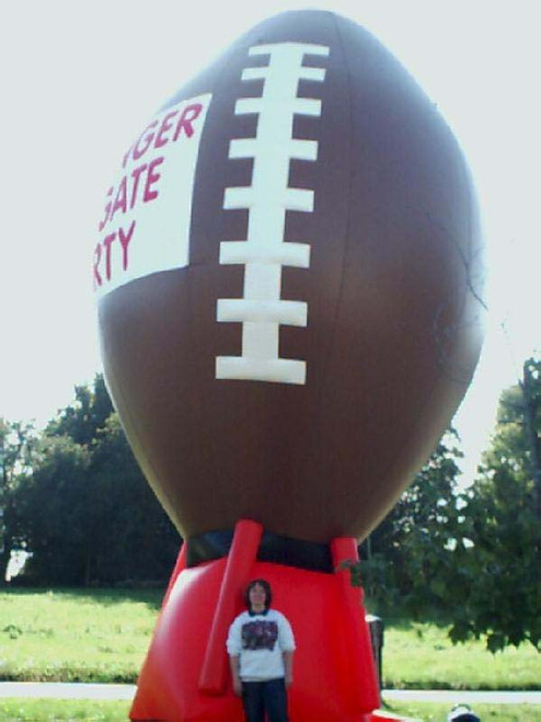 20ft Football Balloon