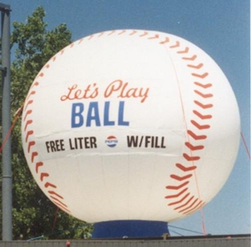 20ft Baseball Balloon