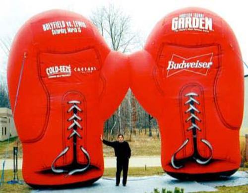20ft Boxing Gloves Balloon