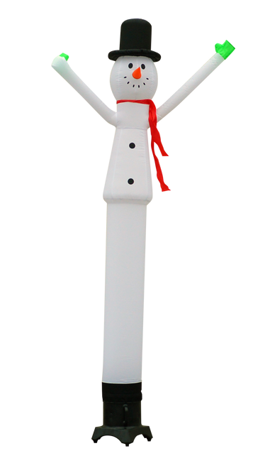 Snowman Inflatable Air Dancer 10ft