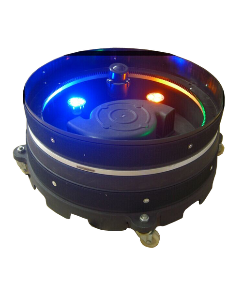 Rotating Blower Led Pillar