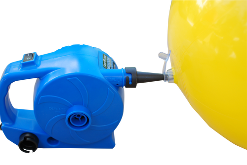 Reusable Vinyl Balloon Inflator Deflator Pump