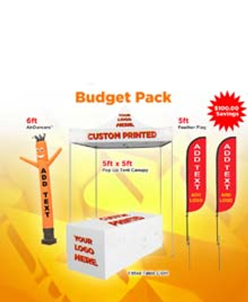 Custom Budget Packages