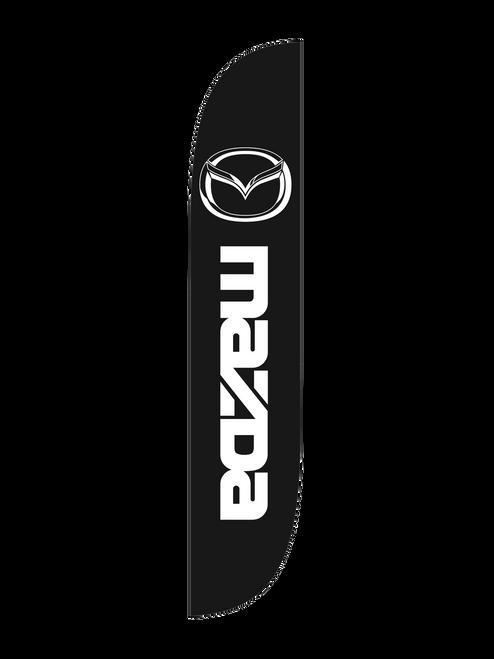 12ft Mazda Feather Flag