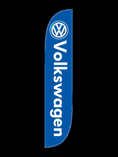 12ft Volkswagen Feather Flag