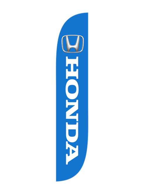 12ft Honda Feather Flag