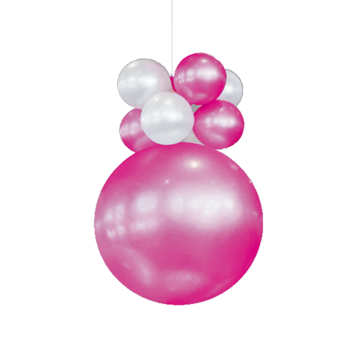 Indoor Balloon 2 Layer Ceiling