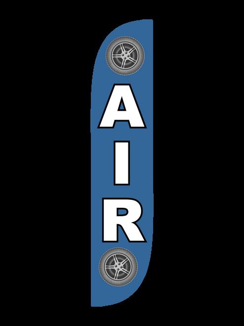 Air Feather Flag