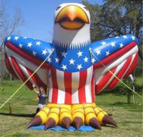 Eagle Balloon