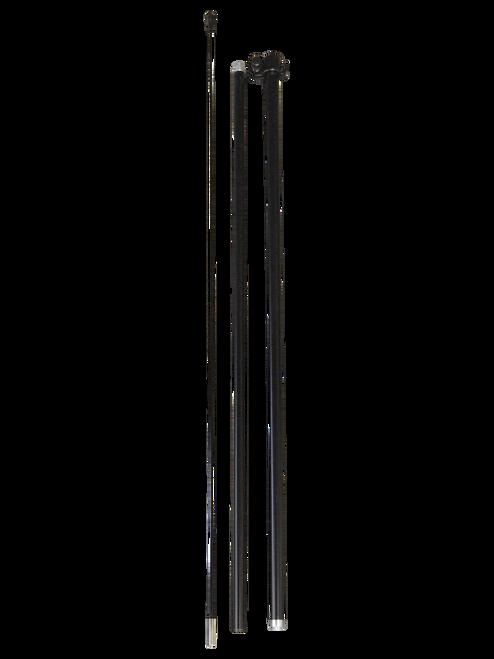 Small Flag Pole Set