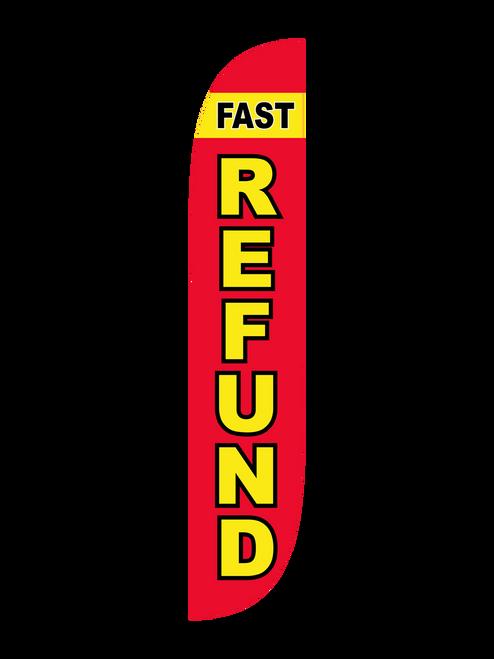 Tax Refund Flag