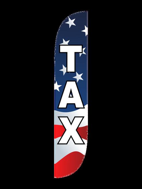 American Tax Flag