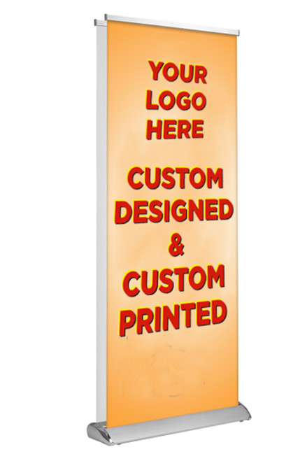 Premium Double Sided Pull Up Banner