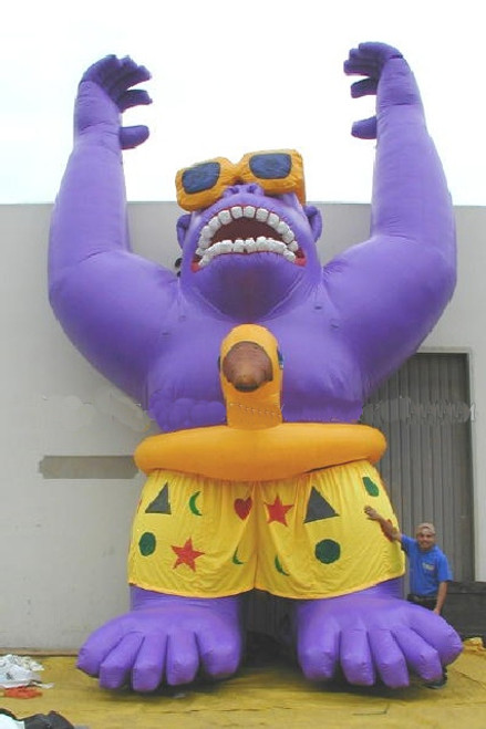 Purple Gorilla