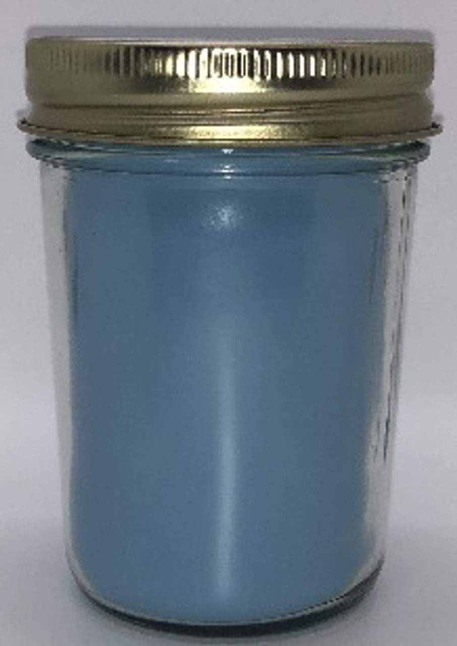 Jelly Jar Candles