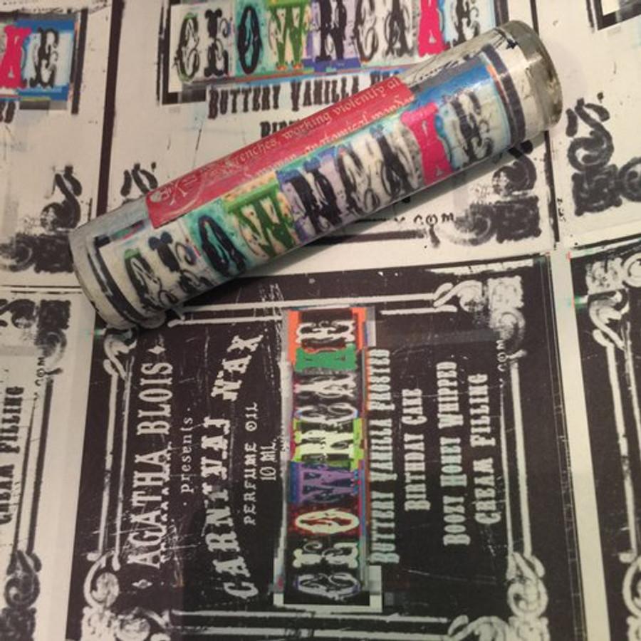 Clowncake Perfume Oil