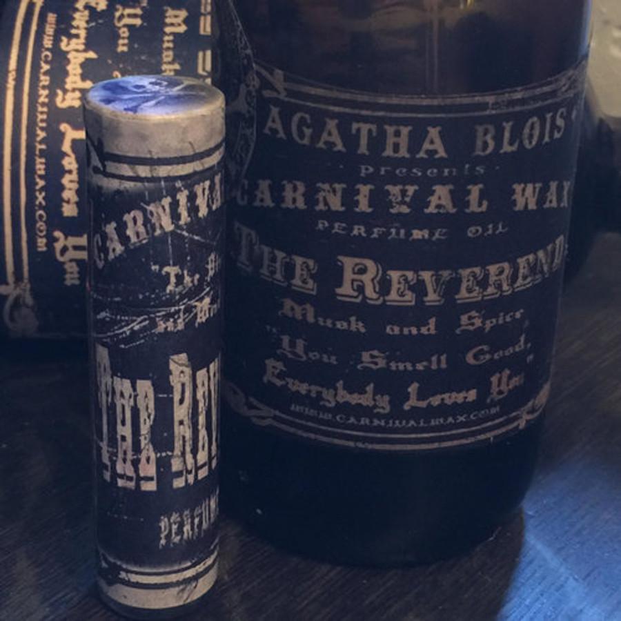 The Reverend Perfume Oil
