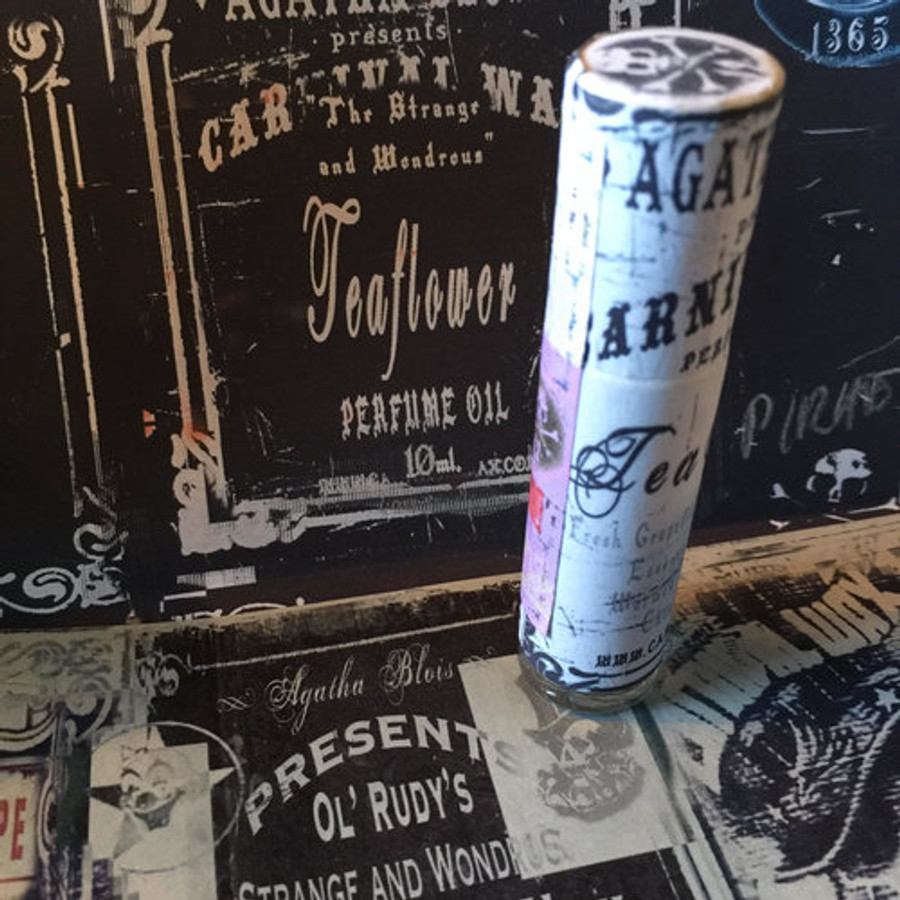 Teaflower Perfume Oil