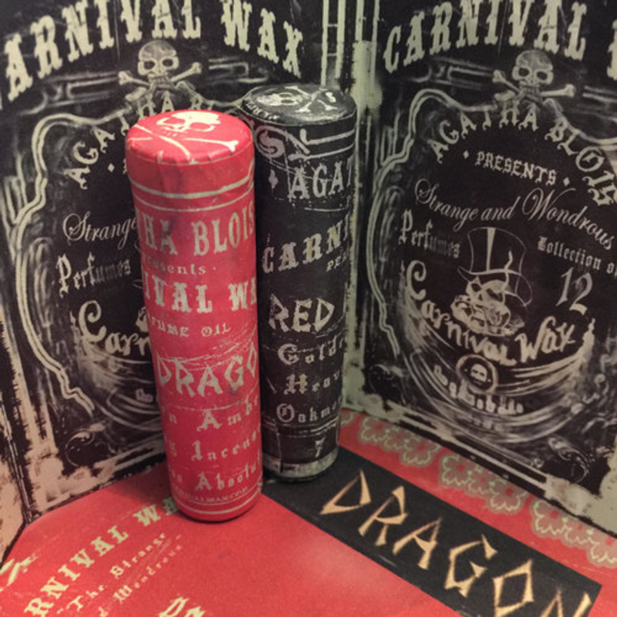 Red Dragon Perfume Oil
