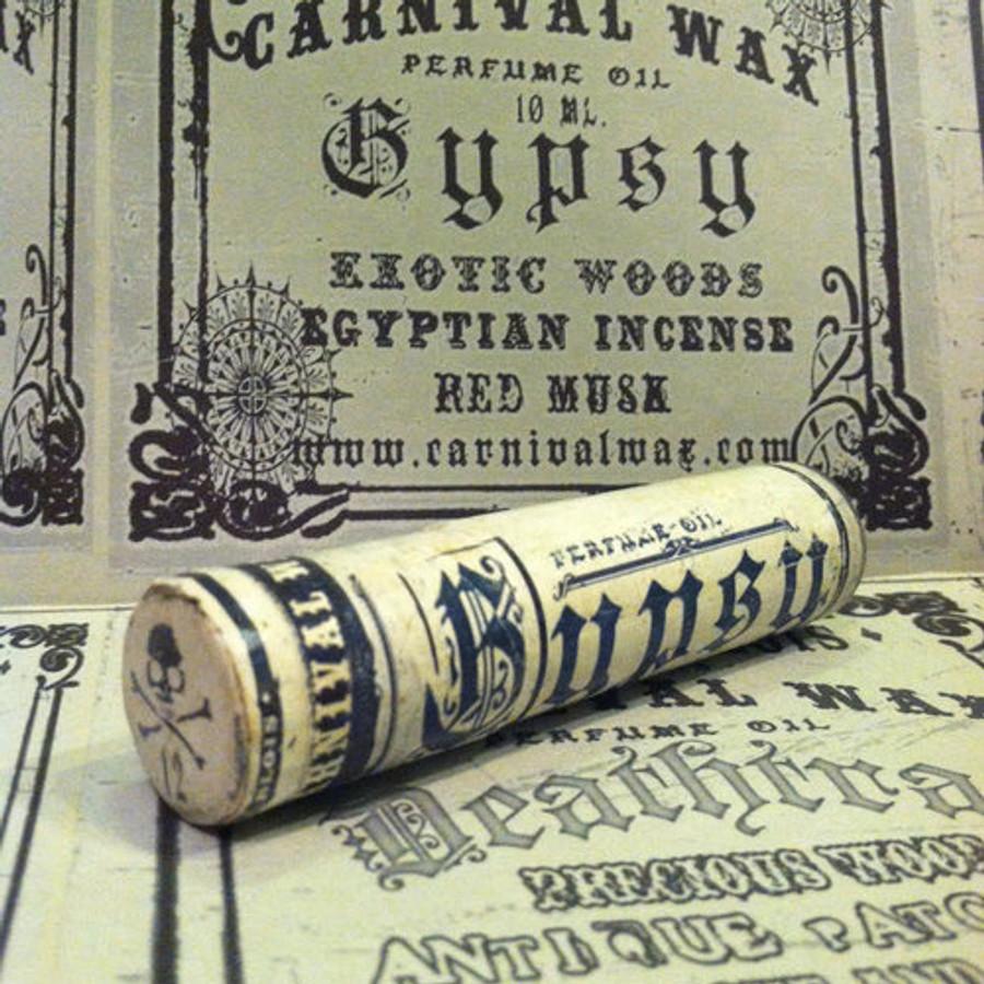 Gypsy Perfume Oil