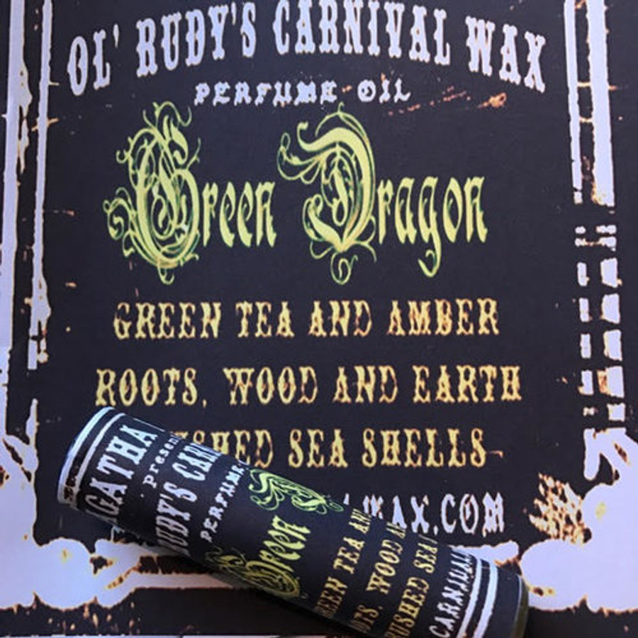 Green Dragon Perfume Oil