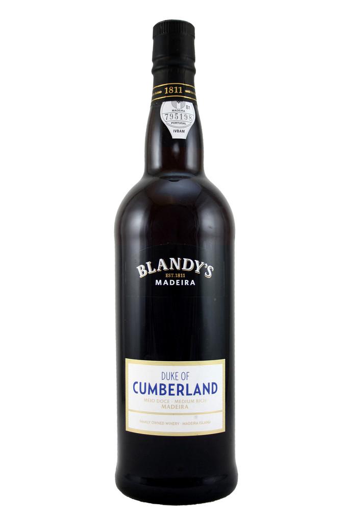 Blandys Duke of Cumberland Madeira