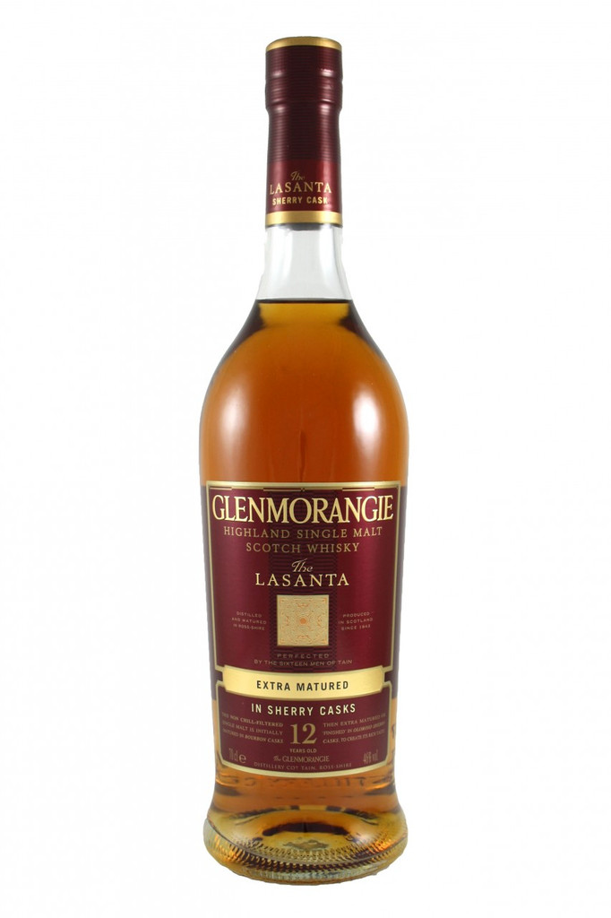 Glenmorangie The Lasanta 46%