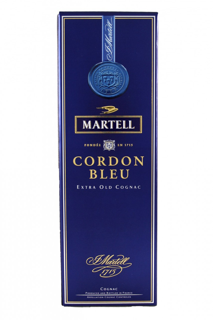 Martell Cordon Blue Box