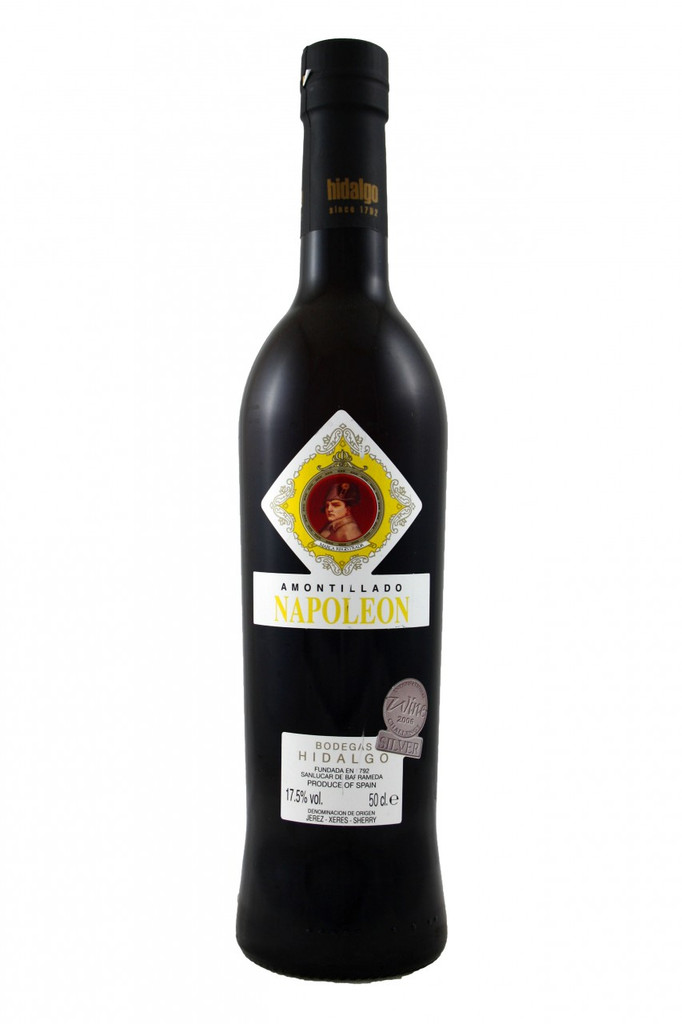 Bodegas Hidalgo Amontillado Napoleon
