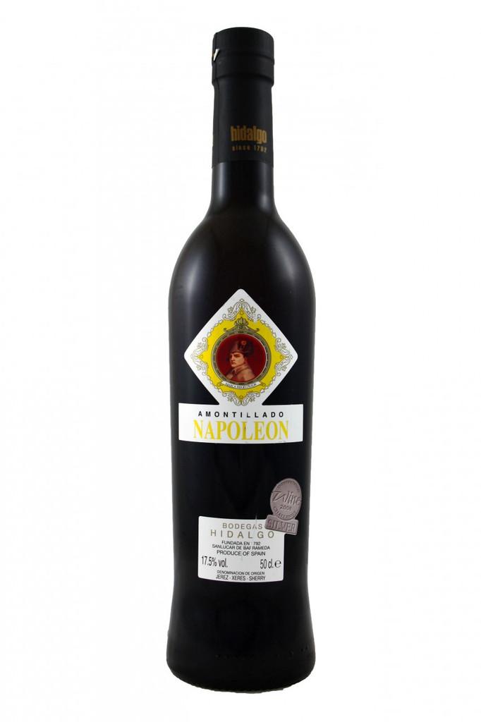 Bodegas Hidalgo Amontillado Napoleon 50cl