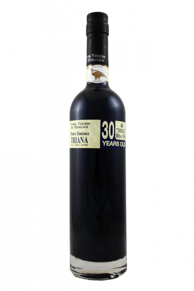 Pedro Ximenez Triana Vinos Viejos de Hidalgo 30 Year Old VORS 50cl