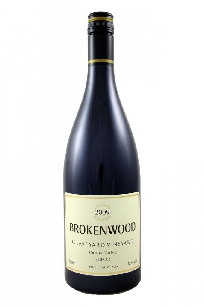 Brokenwood Graveyard Shiraz 2009