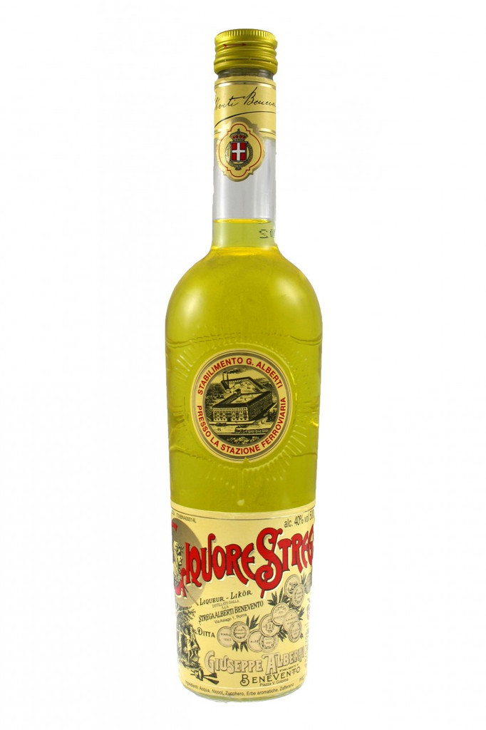 Strega Herbal Liqueur 70CL