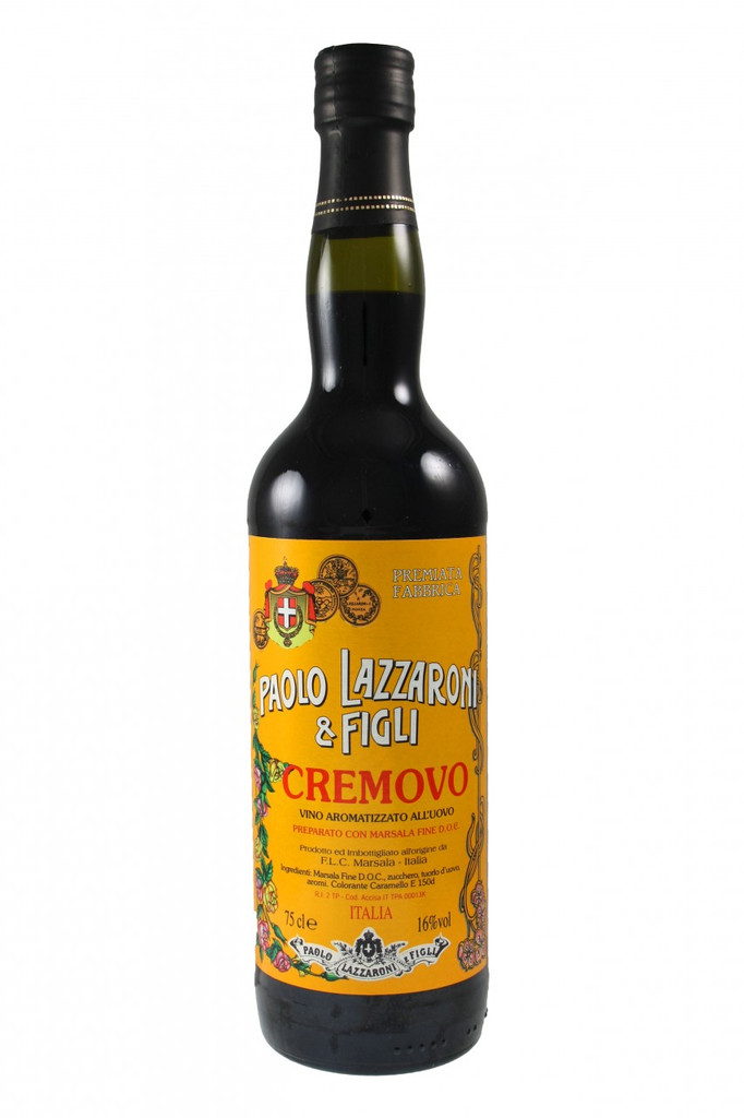Paolo Lazzaroni & Figli Cremovo Fine Marsala