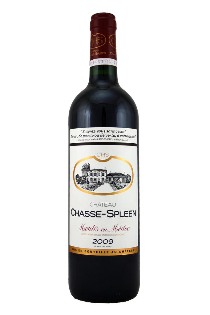 Château Chasse Spleen, Moulis en Medoc, Bordeaux, France 2009
