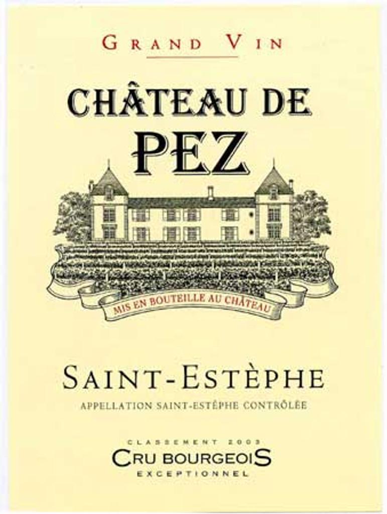 Chateau de Pez 2009
