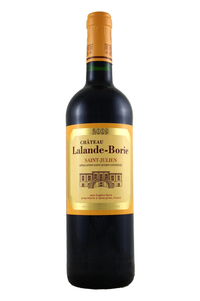 Chateau Lalande Borie, Saint Julien, Bordeaux, 2009