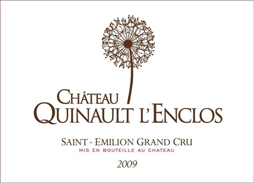 Chateau Quinault L'Enclos 2009