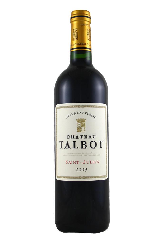 Chateau Talbot 2009