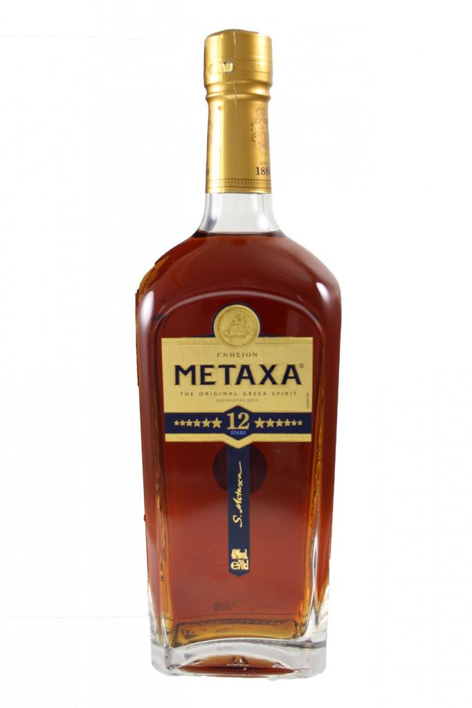 Metaxa 12 Star Brandy