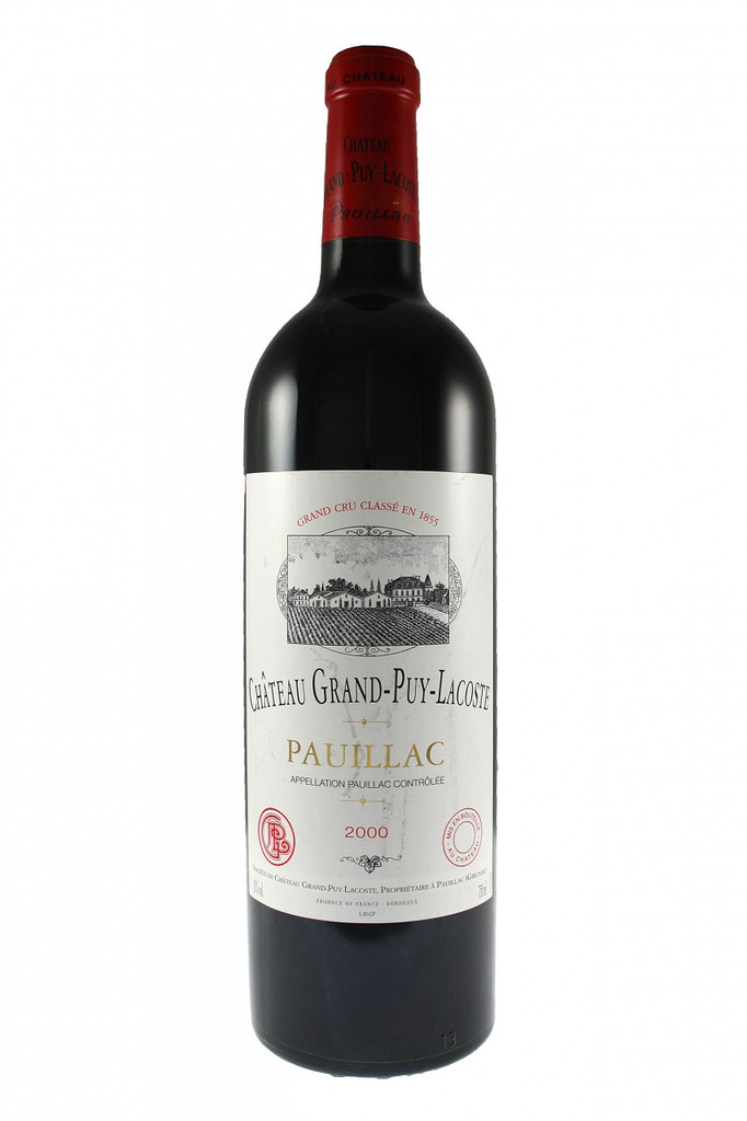 Chateau Grand Puy Lacoste 2000