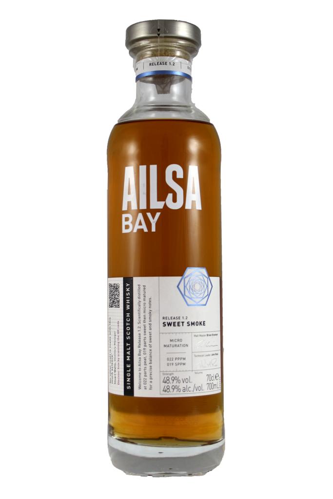 Ailsa Bay Single Malt 1.2 Sweet Smoke