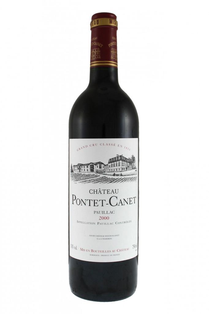 Chateau Pontet Canet 2000