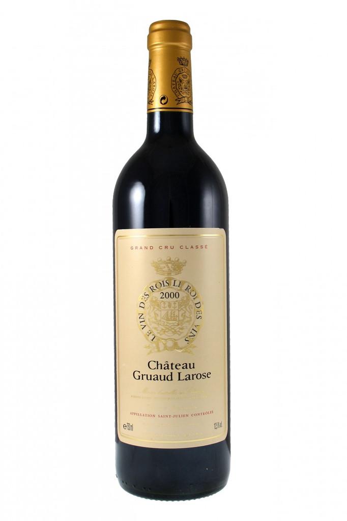 Chateau Gruaud Larose 2000