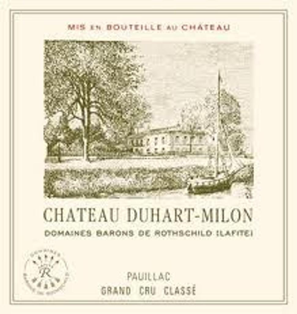 Chateau Duhart Milon 2010