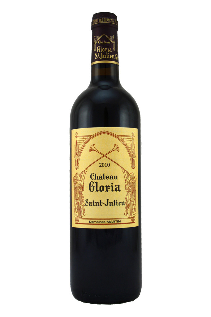 Chateau Gloria 2010