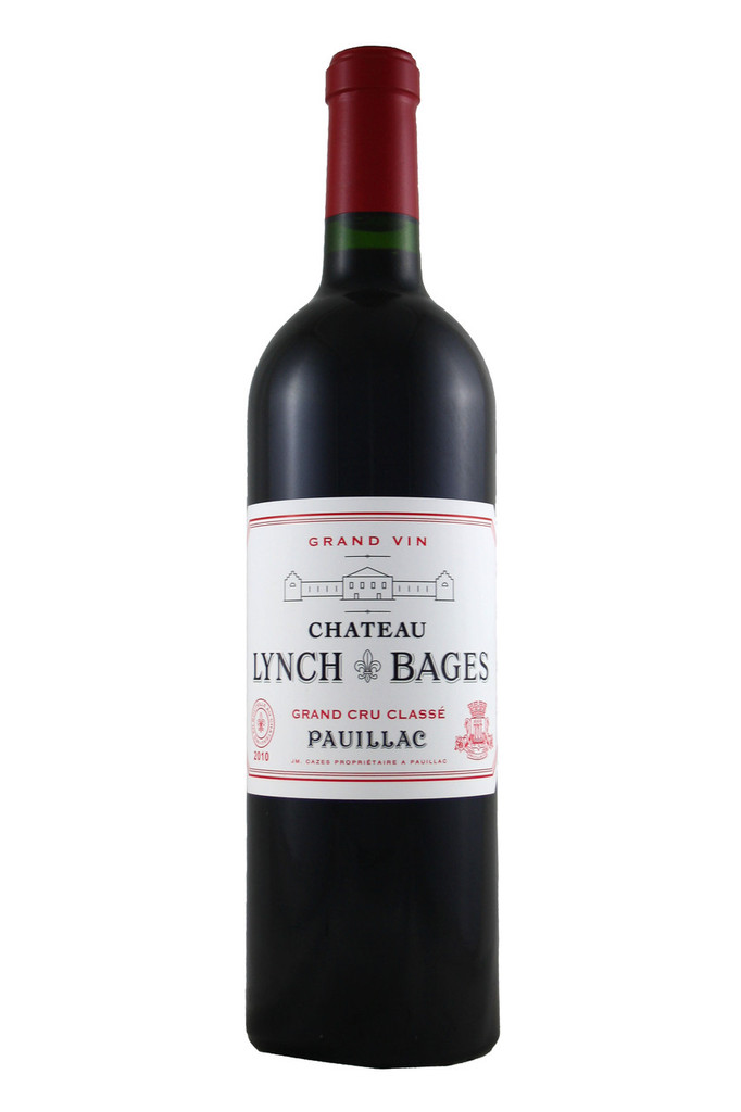 Chateau Lynch Bages, 5eme Grand Cru Classe, Pauillac, Bordeaux, 2010