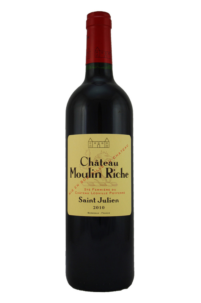 Chateau Moulin Riche 2010