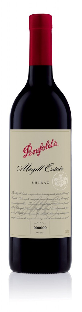 Penfolds Magill Estate Shiraz 2010