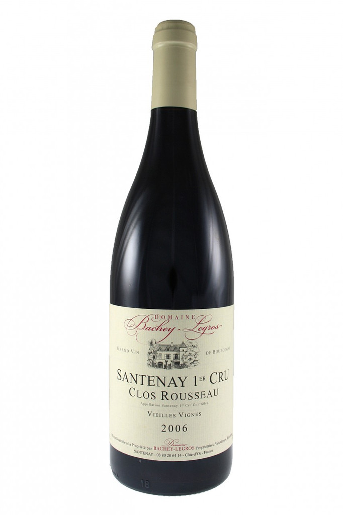 Santenay 1er Cru Clos Rousseau Vieilles Vignes Legros 2006